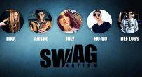 Arsho, HO-VO, Def Loss, July, Lika - Swag Nation