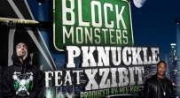 Pknuckle feat. Xzibit - Block Monsters (Produced by Mel Man)